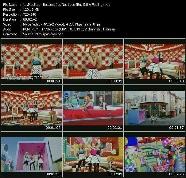 Pipettes video screenshot
