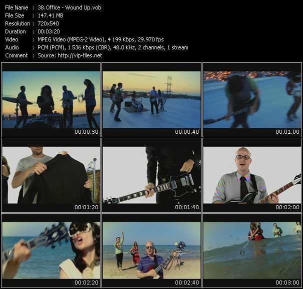 Office video screenshot