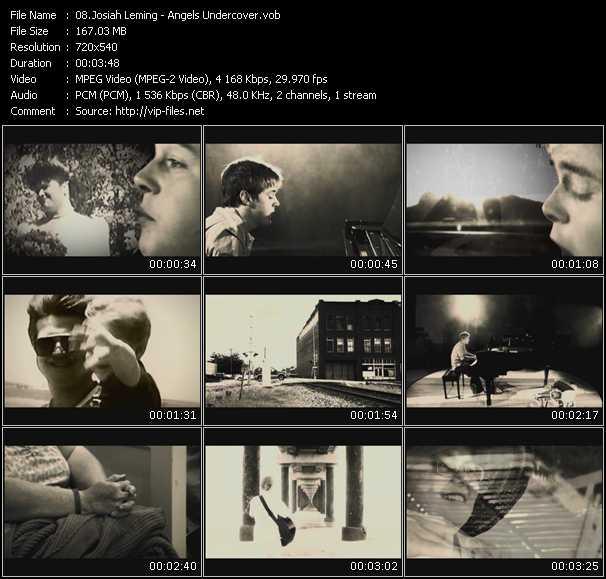 Josiah Leming video screenshot
