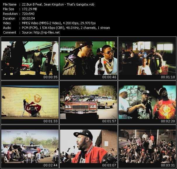 Bun B Feat. Sean Kingston video screenshot