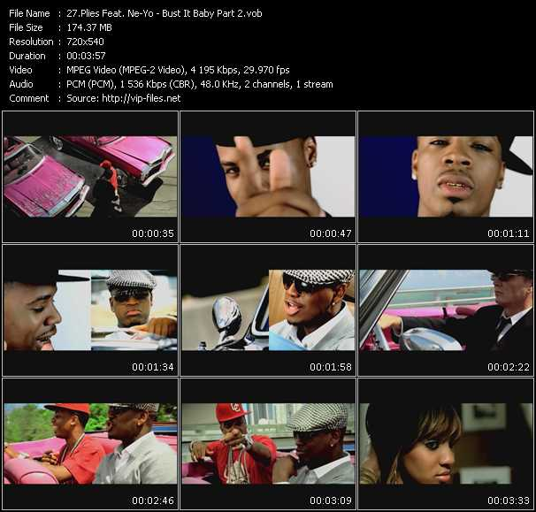 video Bust It Baby Part 2 screen