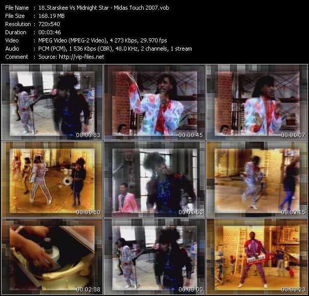 Starskee Vs. Midnight Star video screenshot
