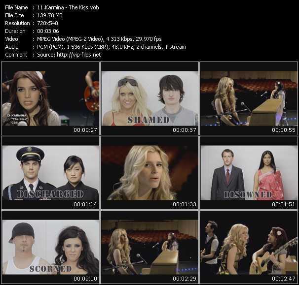 Karmina video screenshot