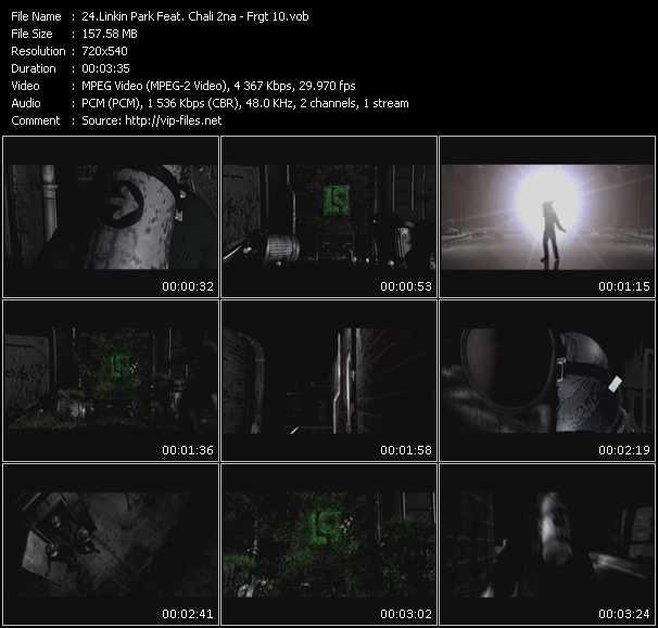 Linkin Park Feat. Chali 2na video screenshot