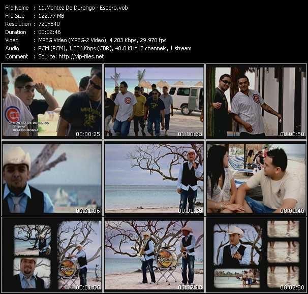Montez De Durango video screenshot