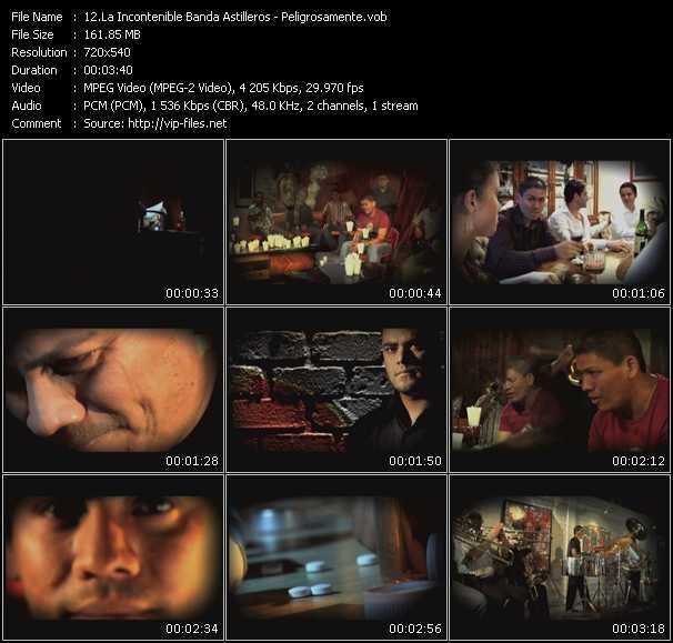 La Incontenible Banda Astilleros video screenshot