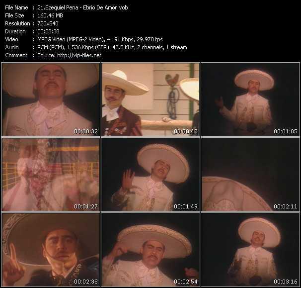 Ezequiel Pena video screenshot