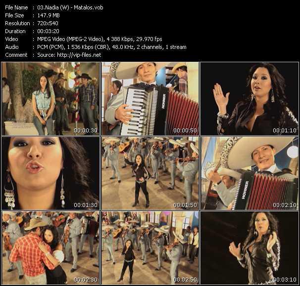 Nadia (W) video screenshot