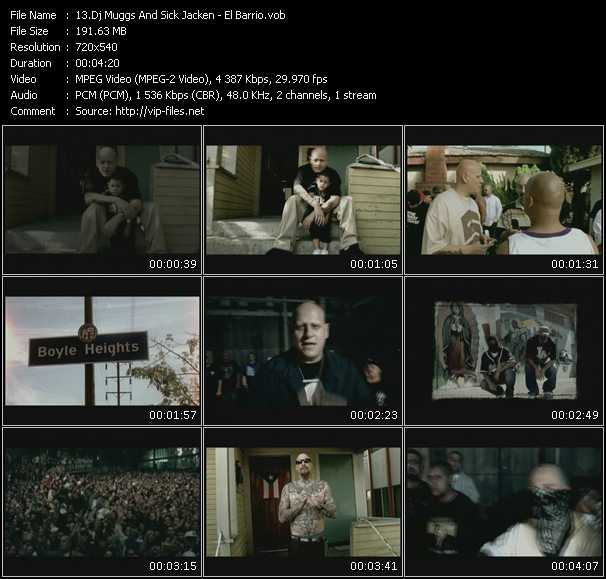 Dj Muggs And Sick Jacken video screenshot