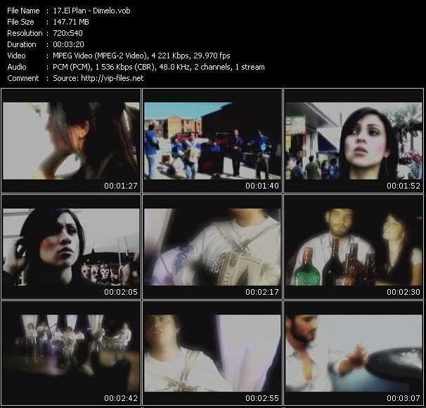 El Plan video screenshot