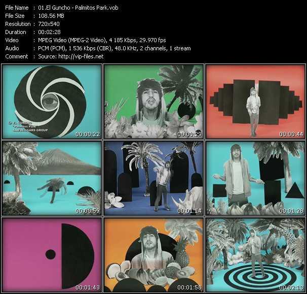 El Guncho video screenshot