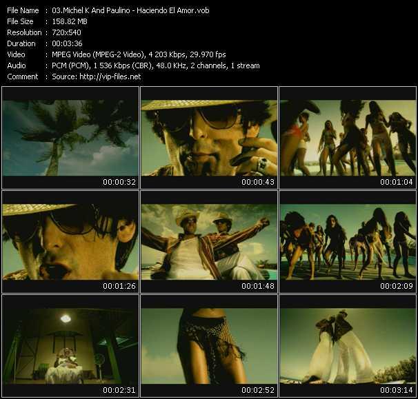 Michel K And Paulino video screenshot
