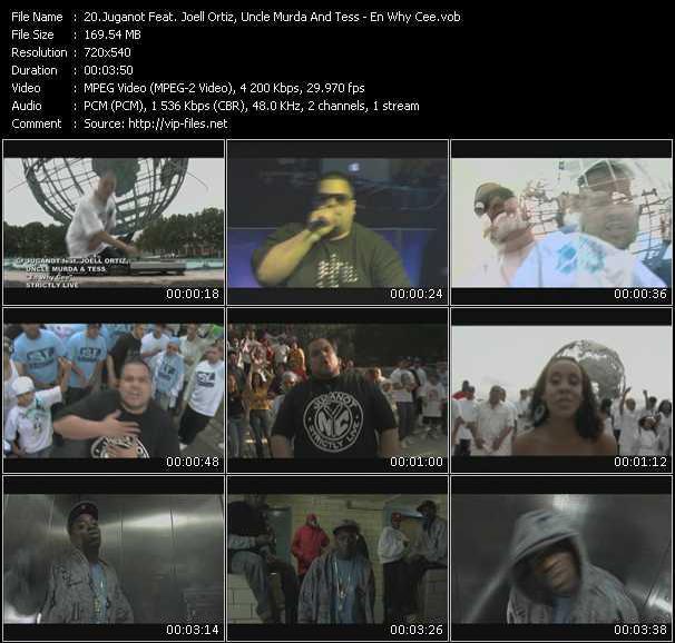 Juganot Feat. Joell Ortiz, Uncle Murda And Tess video screenshot