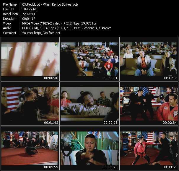 Redcloud video screenshot