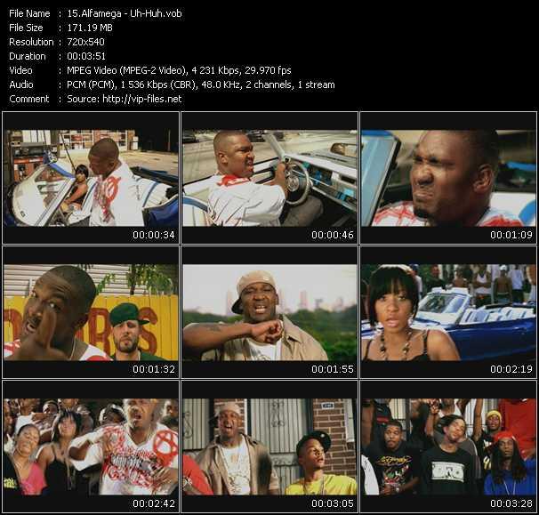 Alfamega video screenshot