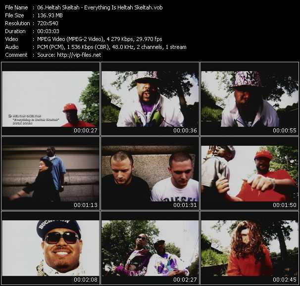 Heltah Skeltah video screenshot