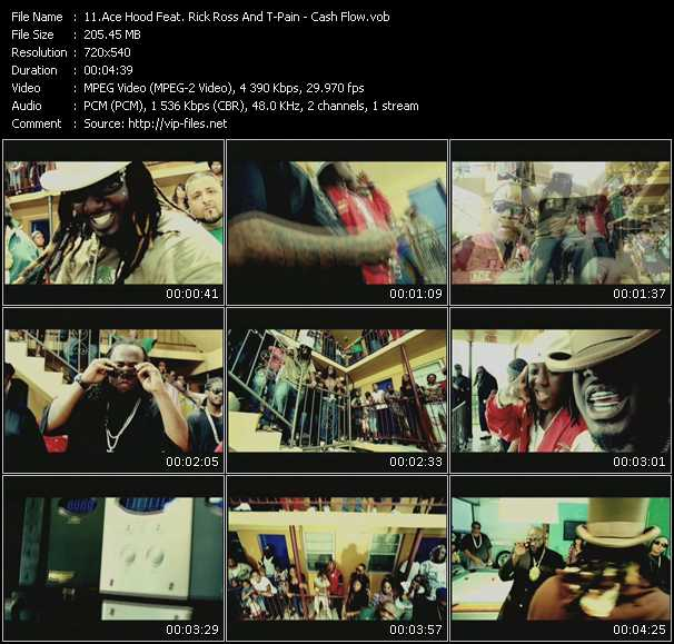 Ace Hood Feat. Rick Ross And T-Pain video screenshot