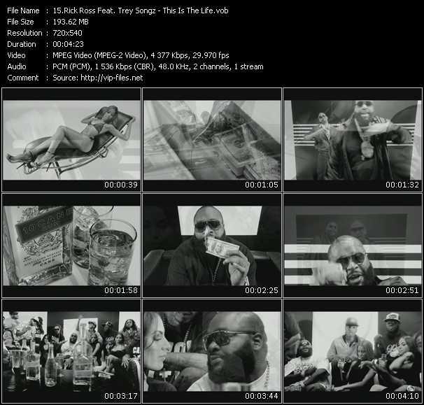 Rick Ross Feat. Trey Songz video screenshot