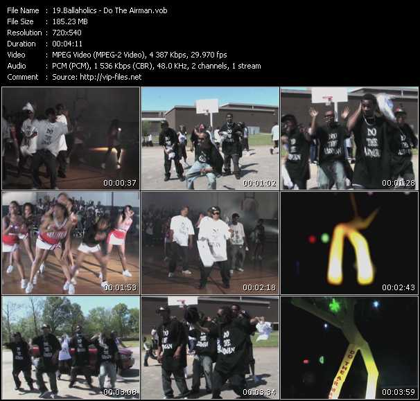Ballaholics video screenshot