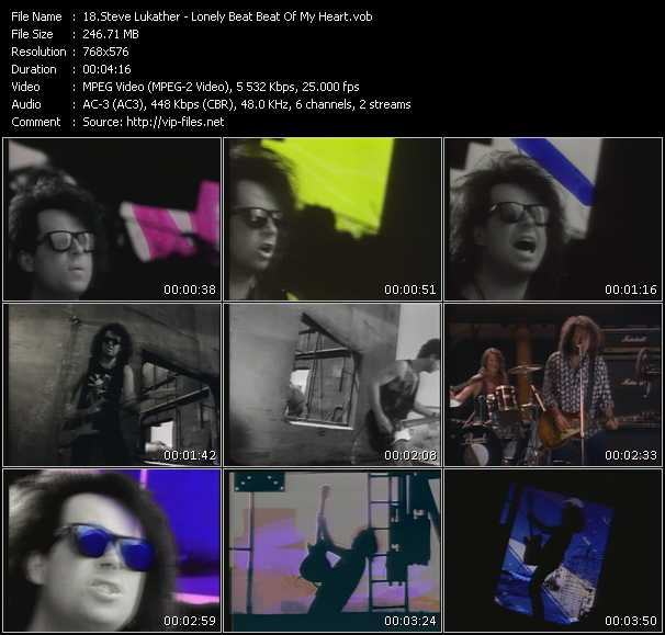 Steve Lukather video screenshot