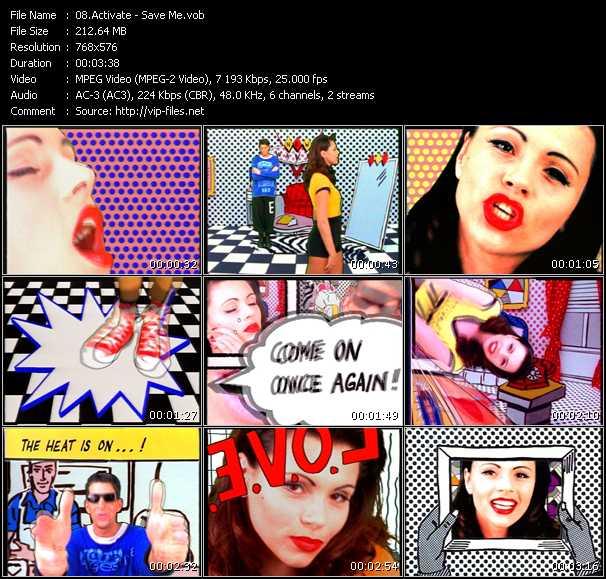 Activate video screenshot