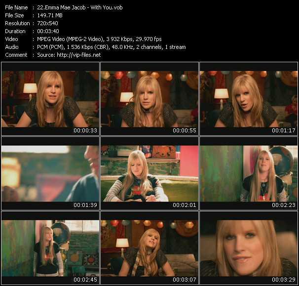 Emma Mae Jacob video screenshot