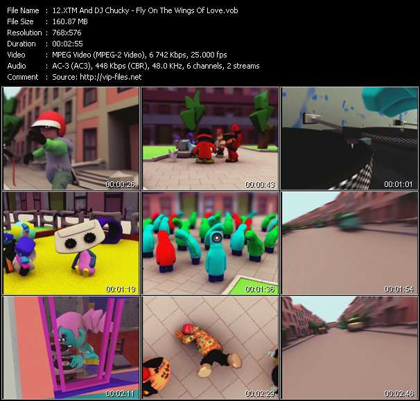Xtm And DJ Chucky video screenshot