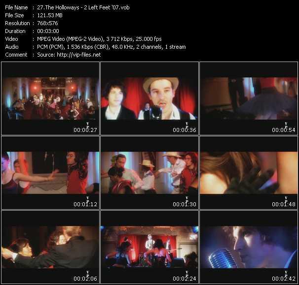 Holloways video screenshot
