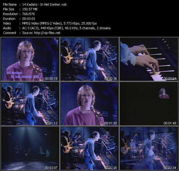 Kadanz video screenshot