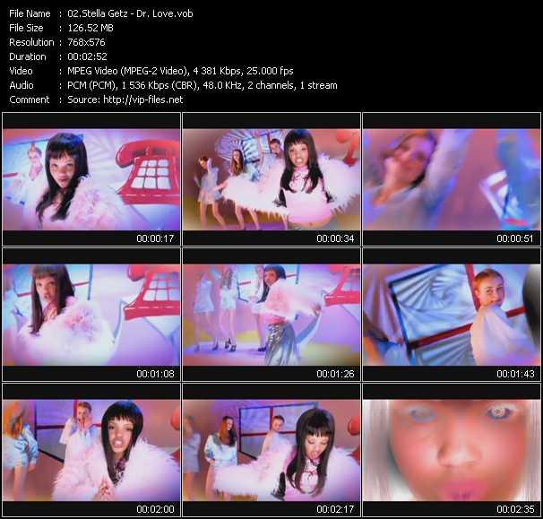 Stella Getz video screenshot