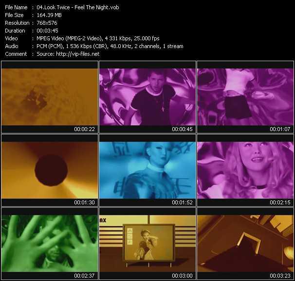 Look Twice video screenshot