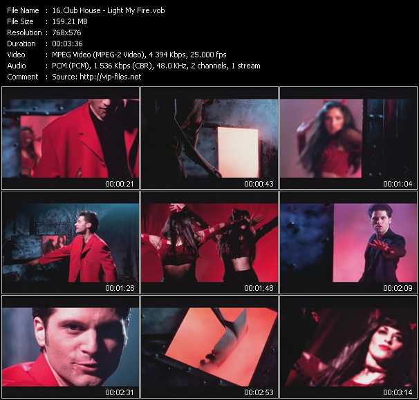 Club House video screenshot