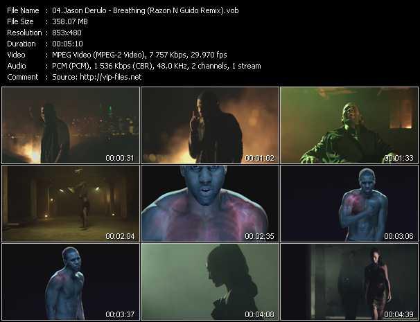 video Breathing (Razon N Guido Remix) screen