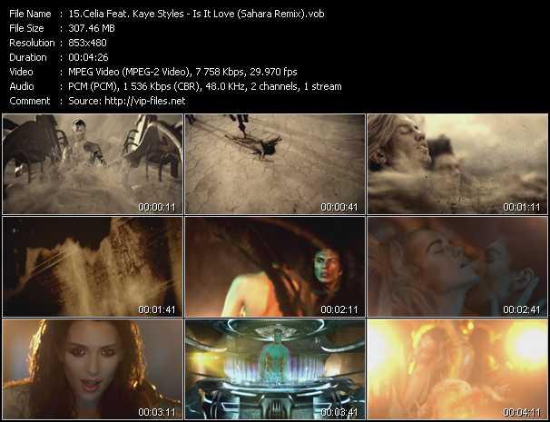 Celia Feat. Kaye Styles video screenshot