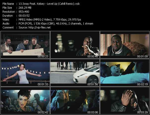 Sway Feat. Kelsey video screenshot