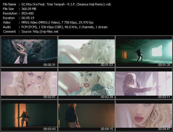 Rita Ora Feat. Tinie Tempah video screenshot
