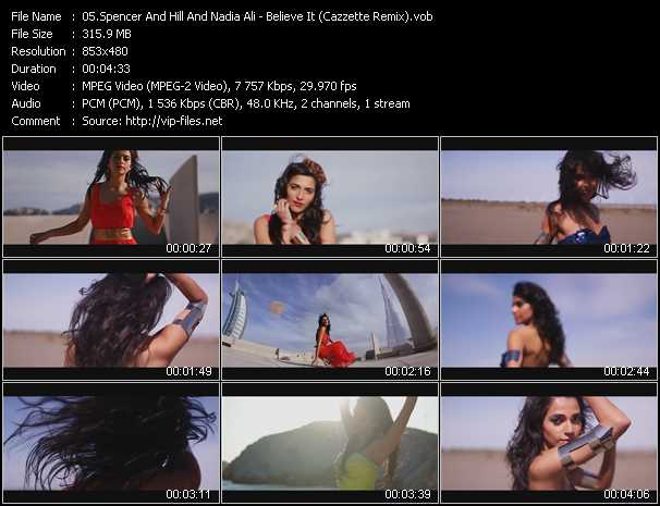 Spencer And Hill And Nadia Ali video screenshot