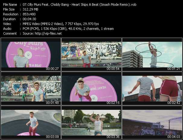 Olly Murs Feat. Chiddy Bang video screenshot