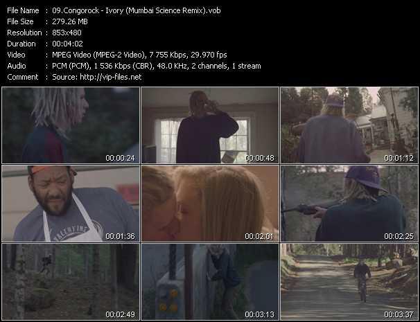 Congorock video screenshot