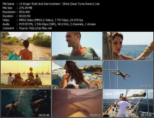 Roger Shah And Sian Kosheen video screenshot