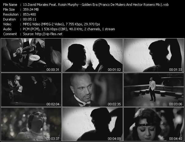 David Morales Feat. Roisin Murphy video screenshot