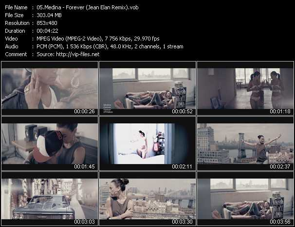 Medina video screenshot