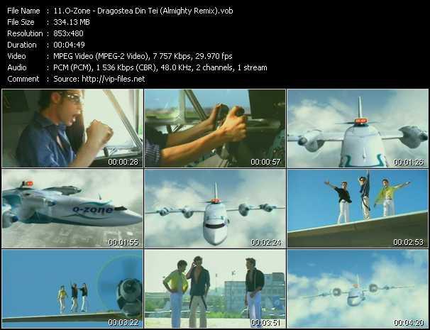 O-Zone video screenshot