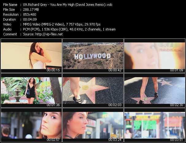 Richard Grey video screenshot