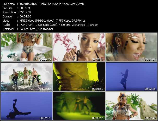 NiRe AllDai video screenshot