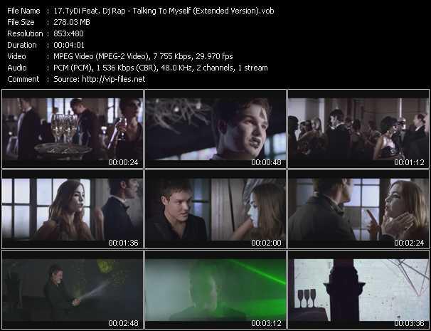 TyDi Feat. Dj Rap video screenshot