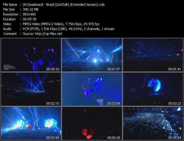 video Brazil (2nd Edit) (Extended Version) screen