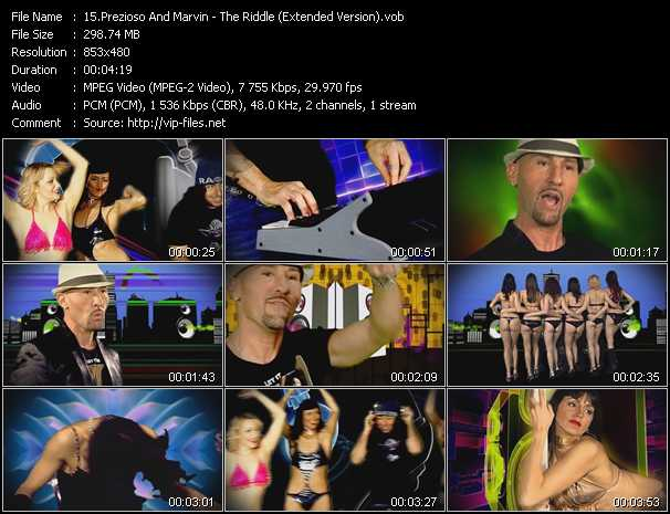 Prezioso And Marvin (Prezioso Feat. Marvin) video screenshot
