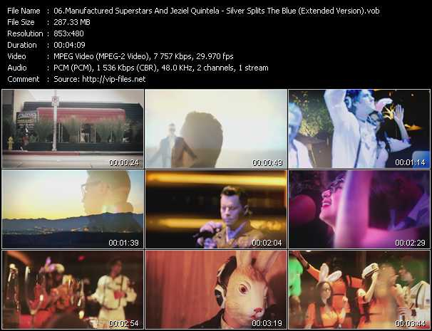 Manufactured Superstars And Jeziel Quintela Feat. Christian Burns video screenshot