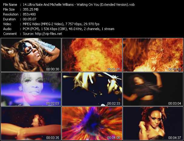 Ultra Nate And Michelle Williams video screenshot